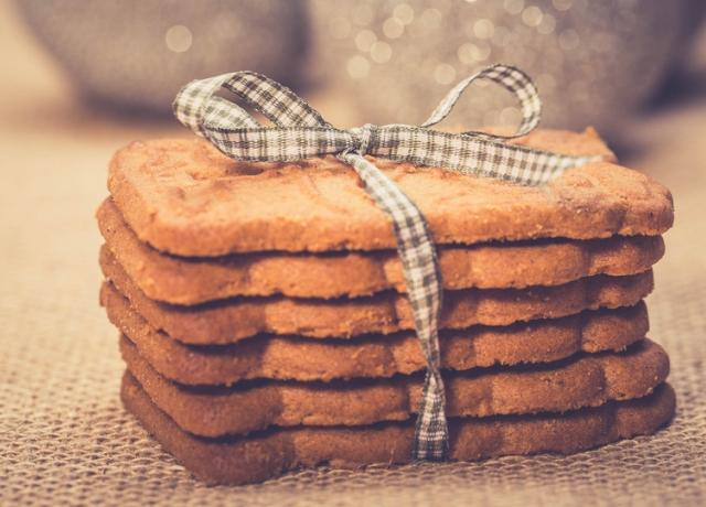 Chia magos, mandulás keksz