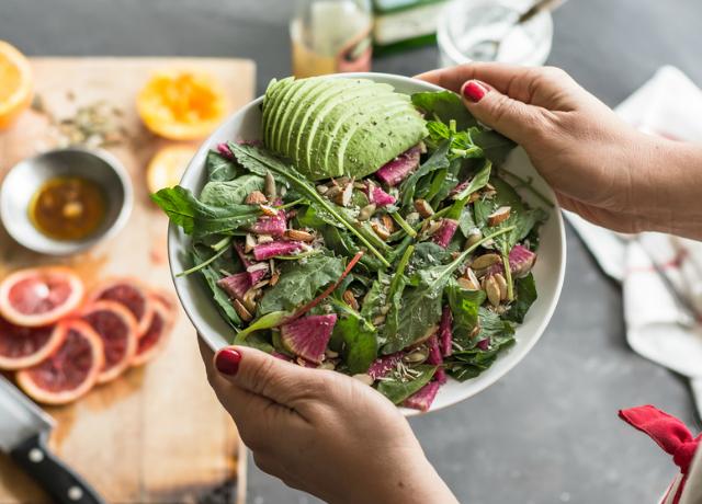 Saláta a rák ellen
