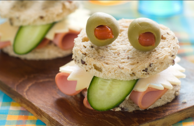Szörny szendvics