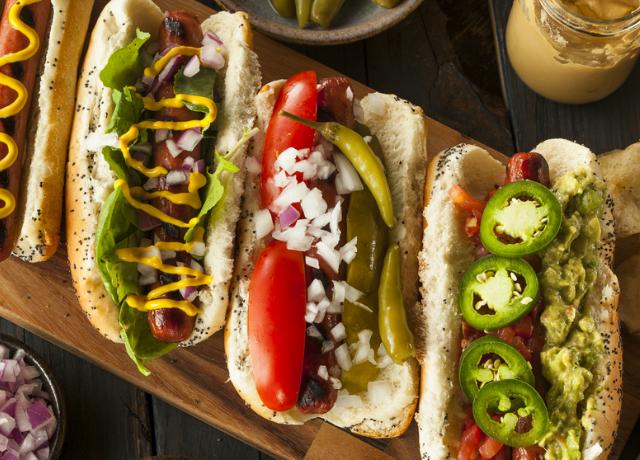 Hot-dog másképp