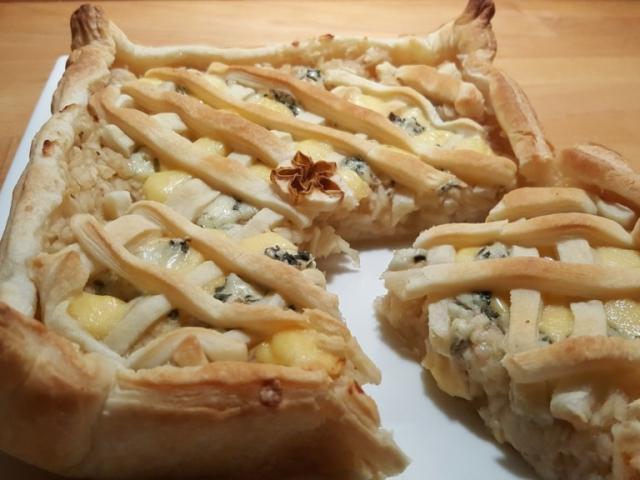 almás sajtos pite 2