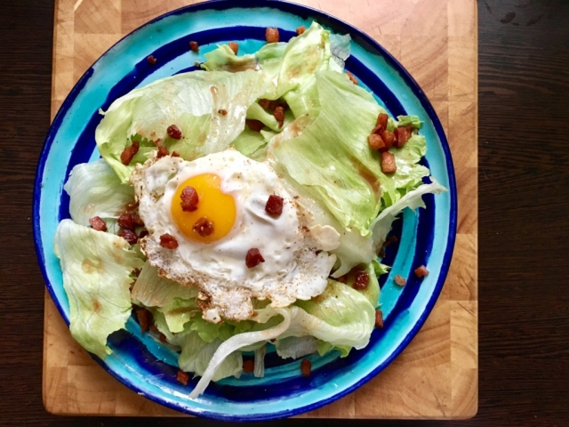 Nyírd ki a salátát!