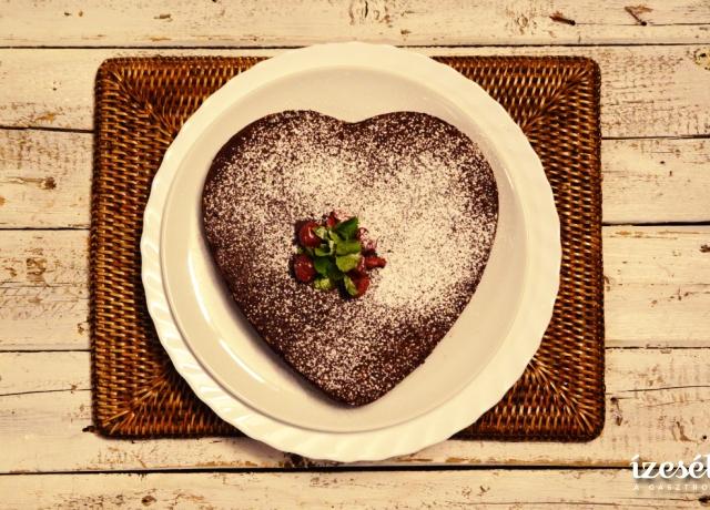 Hideg csokoládétorta