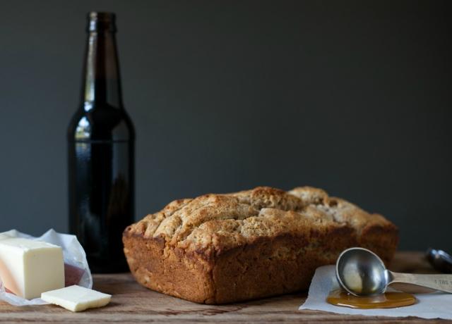 Gyors sörös kenyér