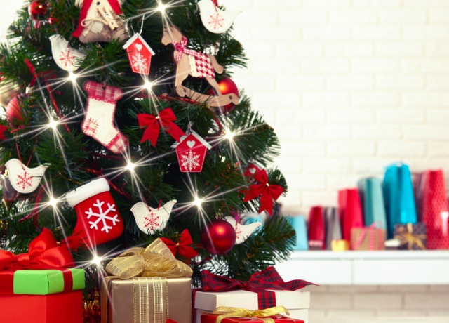 Olcsó, egyszerű és gyors: Cukorkadísz a fára