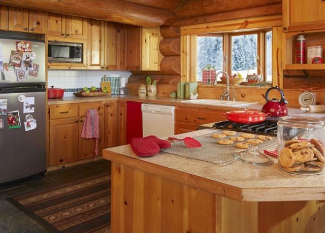 Nézd meg Télapó konyháját!