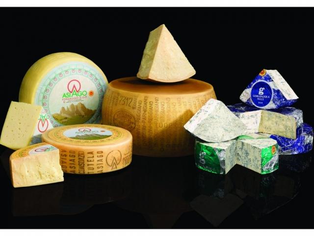Íme 3, a legnépszerűbb olasz sajtok közül