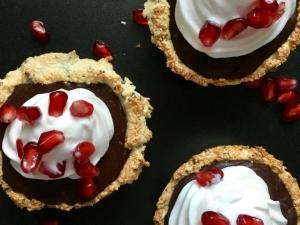 Egészséges desszert Karácsonyra? Chia magos kókuszos kosárkák