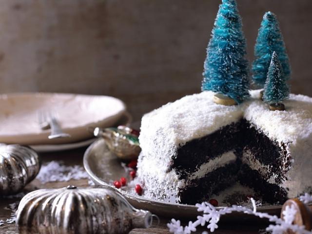 A tökéletes karácsonyi desszert, amely egészséges is: Havas Erdő Torta