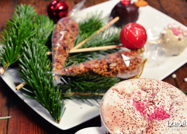 Sütinyalóka, Pirított müzli és Forró csoki