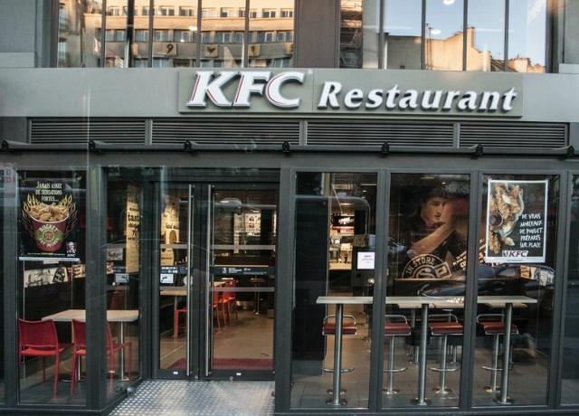 Megint kitalált valami furcsaságot a KFC