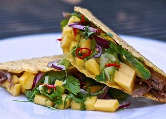 Top 5 taco receptünk