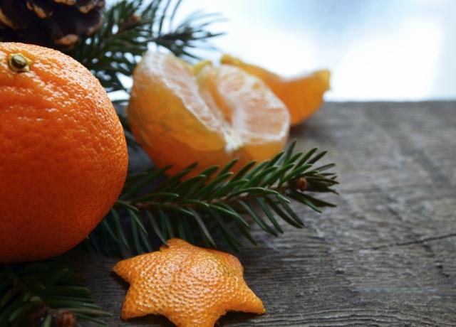 Amikor gyorsan kell egy kis édesség: narancsos hógolyó