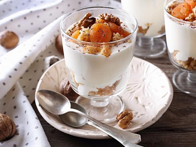 Az egyik legtutibb desszert Karácsonyra: Zserbó pohárkrém