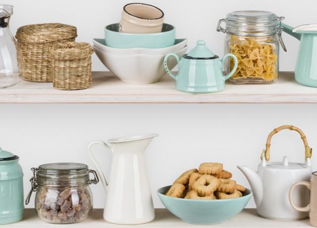Így lehet 4 lépésből tip-top a konyhánk