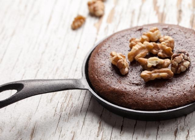 Brownie egyszerűen, gyorsan, de másképp