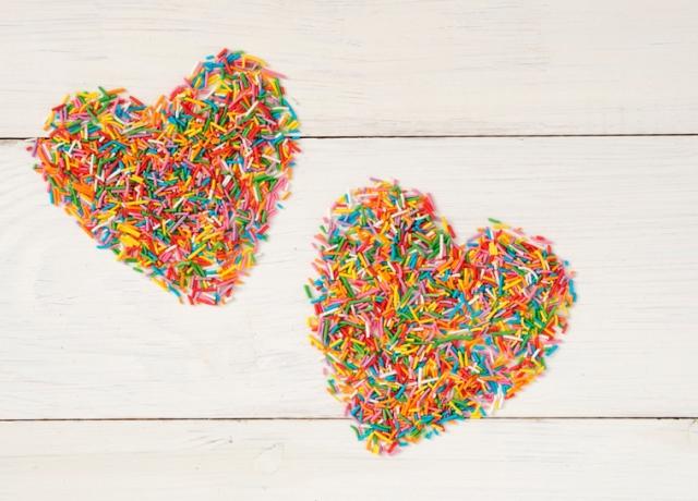 Süssünk színes cukros gofrit!