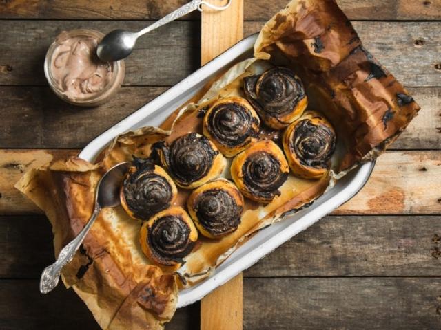Ez az Ízes élet egyik kedvenc kakaós-fahéjas csiga receptje
