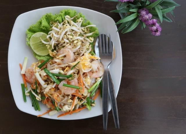 Gyors Pad-Thai