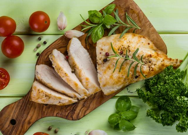 Készítsd úgy a csirkemellet, ahogy a séfek