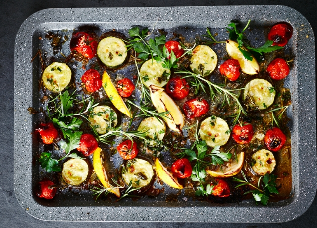 Ez a titka a legfinomabb sült zöldségeknek