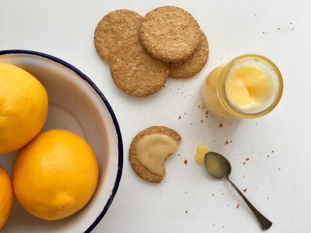 Mennyei citromkrém recept következik
