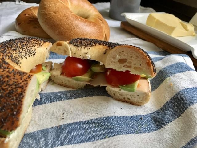 Szuper bagel recept egy brooklyni péktől