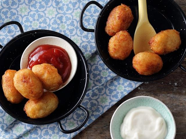 Egy egész földrész kedvence ez a sült krumpli! Íme a recept!