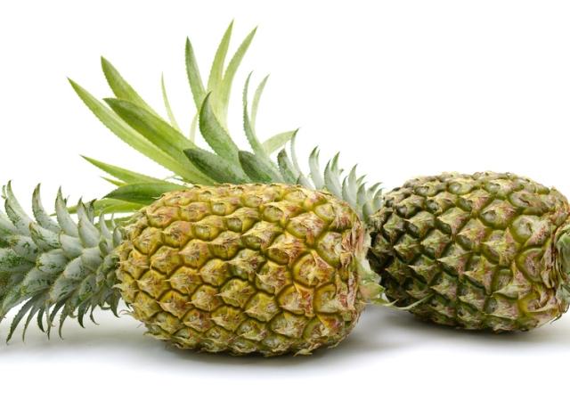 Ezért irritálja az ananász a nyelvünket