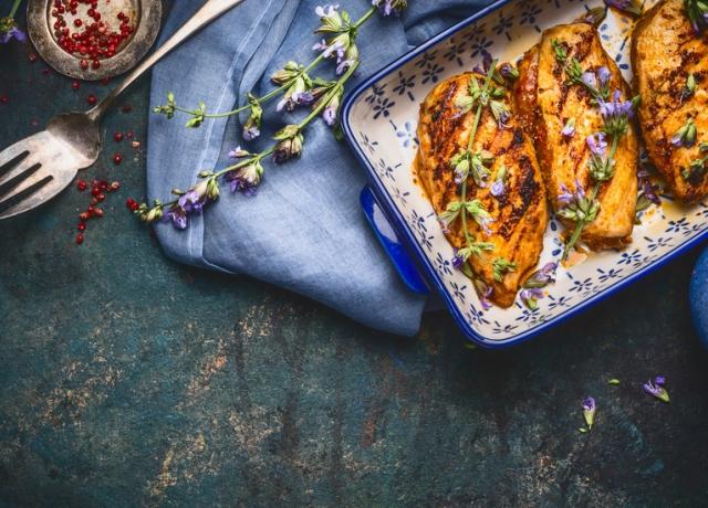 Ez a legjobb balzsamecetes csirke recept
