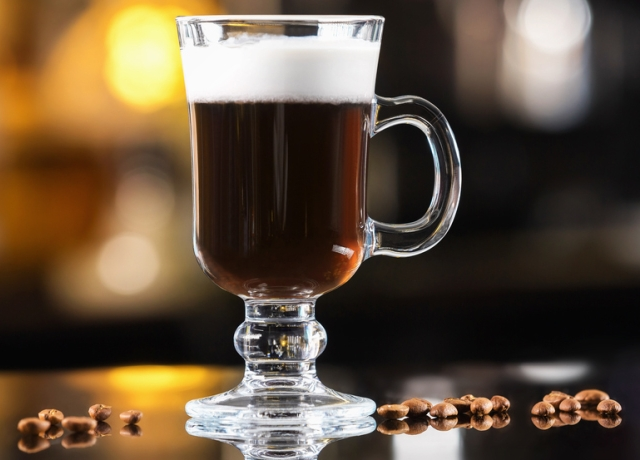 Így készítsd a legjobb ír kávét