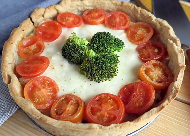 Forradalmi csirkés pite