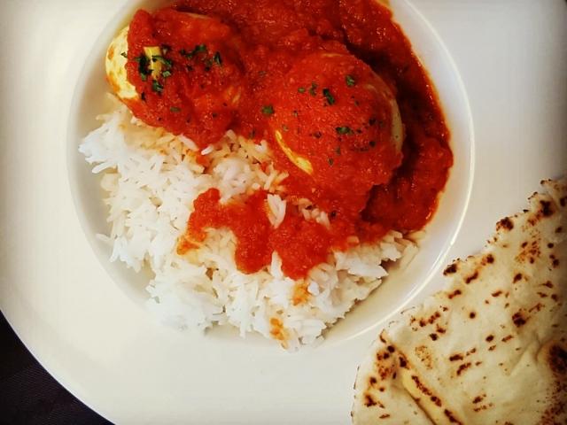 Egyszerű, laktató, ízben gazdag: ez a tojás curry