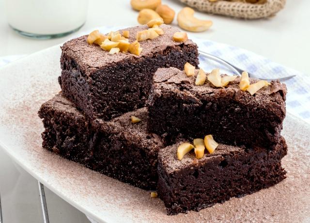 Brownie veszély!!! Méghozzá Katharine Hepburn színésznő népszerű receptje következik!