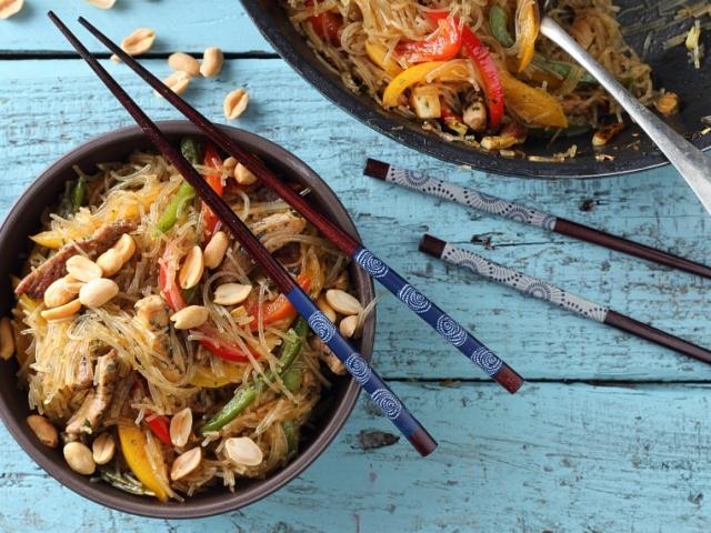 20 ázsiai étel házilag