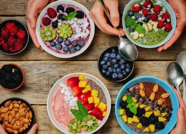Nutellás-dupla forrócsokis zabkása reggelire