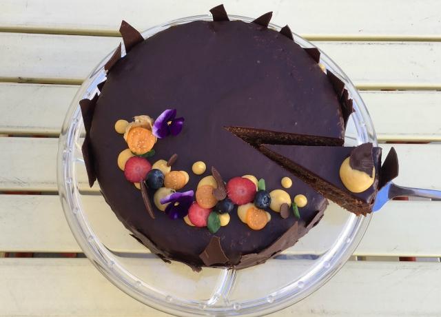 Sacher torta, avagy a tökéletes egyensúly süteménye