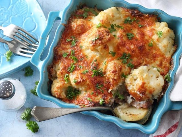 Süsd Dubarry módra! Comfort food recept következik!