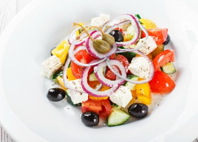 Görög saláta egy picit másképp