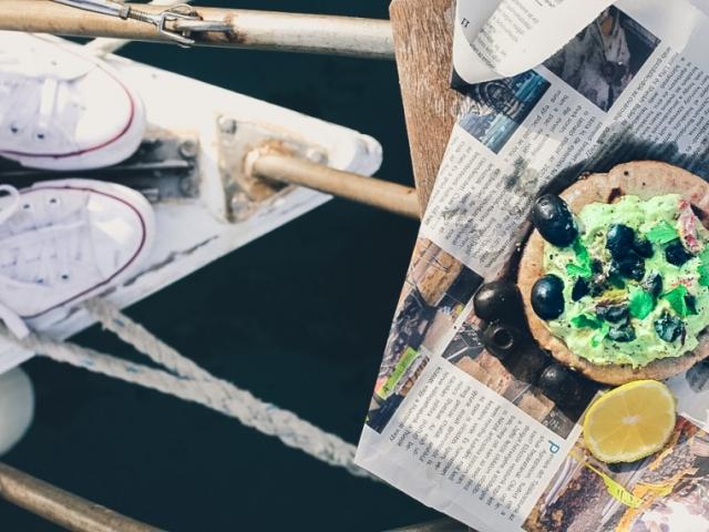 Az avokádóval az a baj, hogy rettenetesen finom... Szuper egyszerű, nagyon finom tunkolós recept következik!