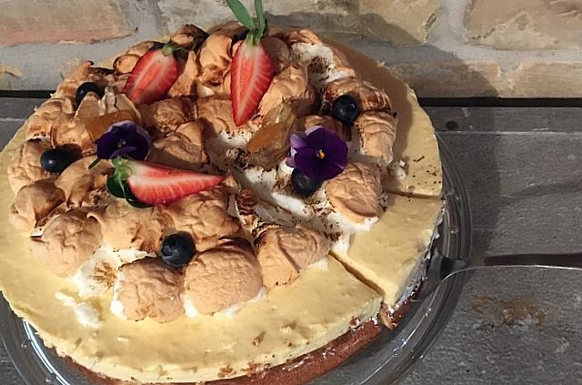 Mi már tudjuk, milyen sütit sütünk legközelebb. Olivér séf végre elárulta a legújabb kis kedvencünk receptjét