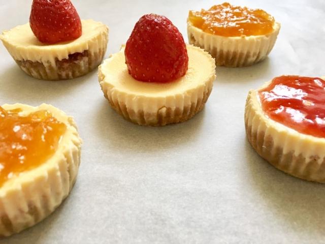 Rendhagyó mini sajttorta, amely elsősorban cukorbetegeknek és diétázóknak ajánlott