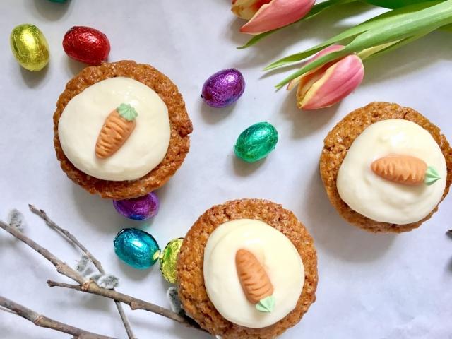 Tökéletes vendégváró falatok: Répatortás muffin