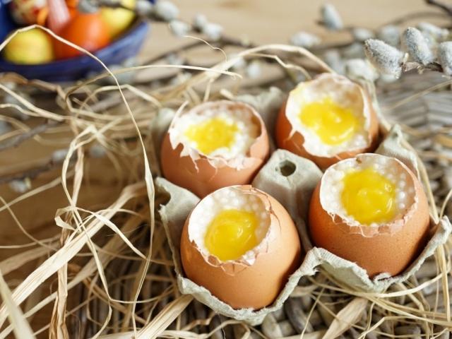 Szuper és egészséges húsvéti desszert ötlet vacsora utánra, vagy másnap reggelire