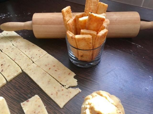 A legkívánatosabb uzsonna és/vagy rágcsálnivaló: Tökjó, a sajtos rúd