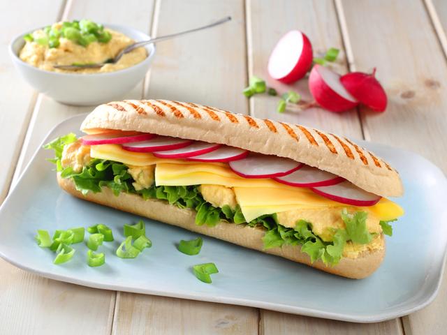 Eláruljuk az Ízes élet kedvenc tojáskrémes szendvicsének receptjét
