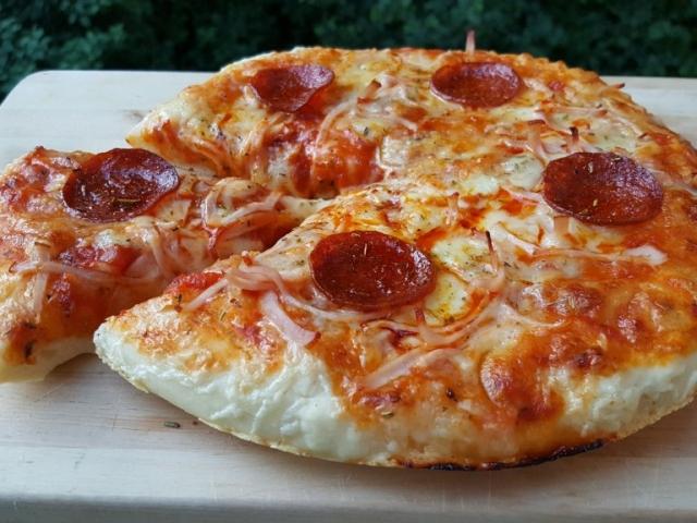 Ilyen a megfontolt pizza a mai pizza party napon