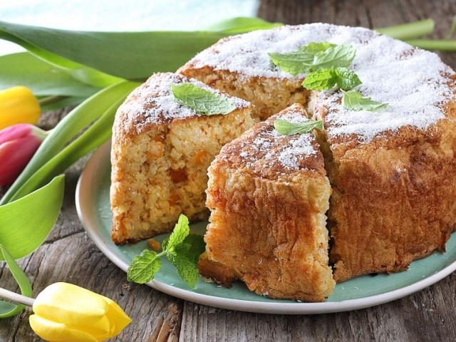 Puha, szaftos, gyümölcsös süti, ráadásul glutén-és laktózmentes
