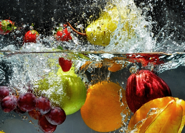Gyümölcs és zöldségmosási 1x1