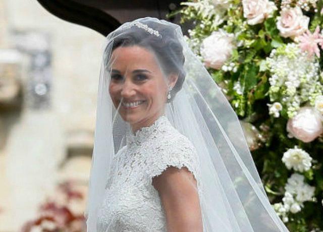 Ezt a diétát követte esküvője előtt Pippa Middleton